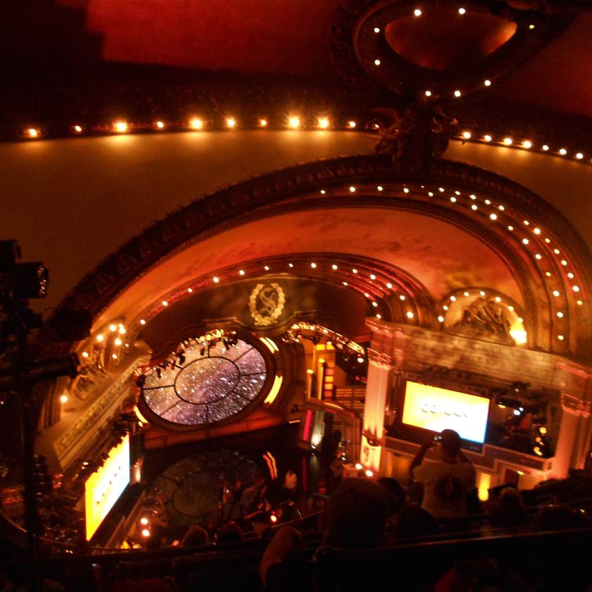 San Diego, Comic-Con, convention, SDCC, Conan, Spreckles Theater