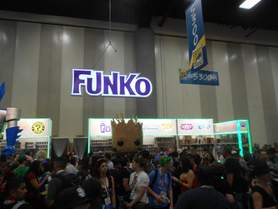 San Diego, Comic-Con, convention, SDCC, Funko, Groot