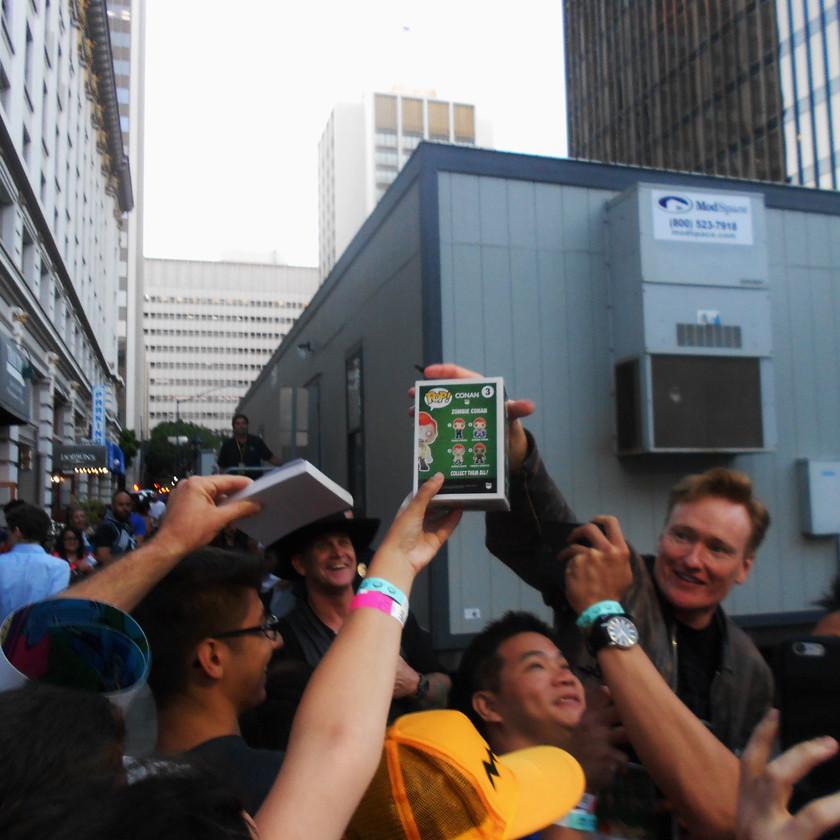 San Diego, Comic-Con, convention, SDCC, Conan, Funko