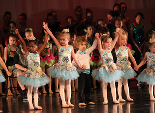 Celebrate Your Dancer! Recital Program Ads