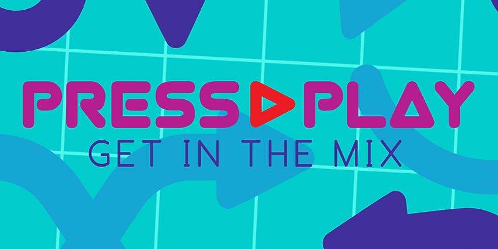 Press Play | St. Joe UMC VBS