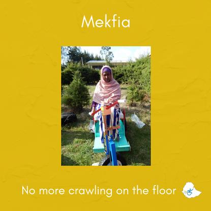 Mekfia' Story
