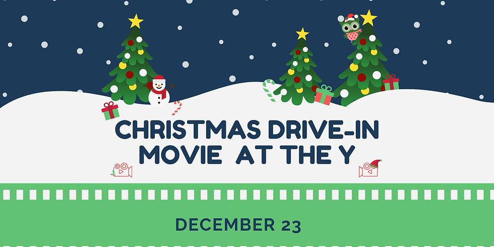 Christmas Movie Night at the Y