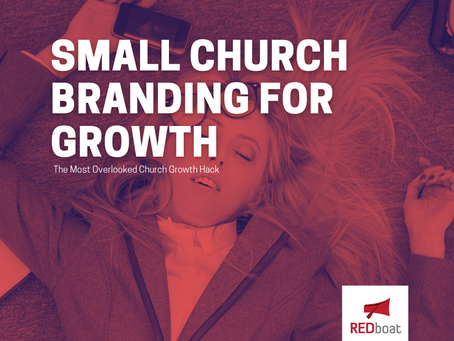 Small Church Guide to Digital Growth [BRANDING part 1]