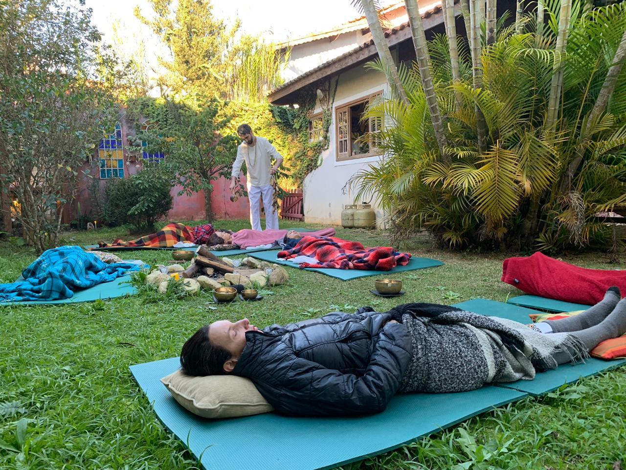 Terapia do Som