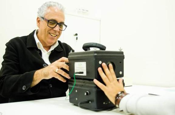 Professor Walter Nieblas Lopez