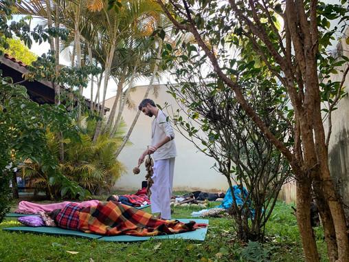 Terapia do Som com Lauro Nieblas