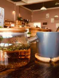 Chill Out Mint Tea