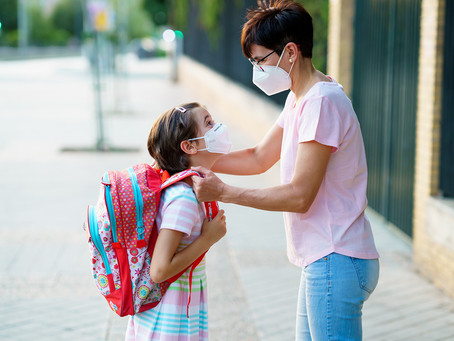 Back to School: Essential Cleaning to Keep your Family Safe