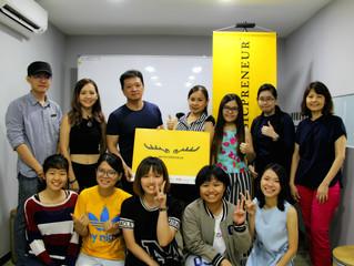 王炳智老师的热心分享予Musicpreneur学员 | 欢迎王炳智老师担任成为Musicpreneur业界顾问