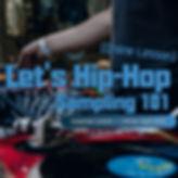 (Square_Poster)Let's_Hip-hop_–_Sampl