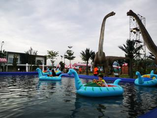 恐龙游乐园 让音乐人创造五位数被动式收入