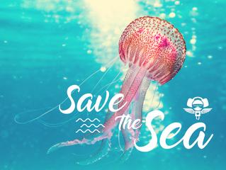 Musicpreneur ⽤⾳乐响应爱护地球项⽬《Save The Sea》