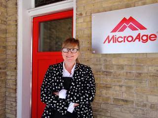 Amy Simpson, MicroAge Peterborough