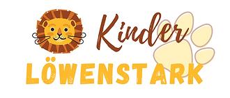 Logo Kinder Löwenstark Petra Herr