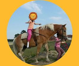 Petra Herr Kinder Löwenstark Pferde