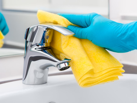 Spike in Demand for janitorial services for businesses during and post-pandemic