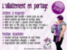 Allaitement & Portage