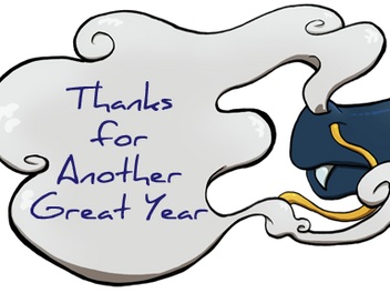 Thanks for Another Great Year!