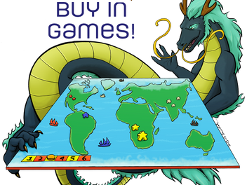 Buy-In to Special Games at KantCon!