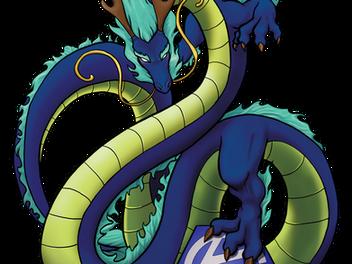 Meet Cedric the Dragon!