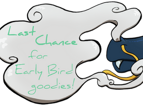 Two Weeks Left for Early Bird!