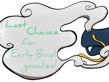 Don't Miss Out on Early Bird!