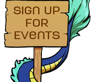 Sign up for Events!