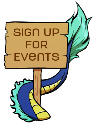 Sign up for Events