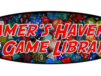 Gamer's Haven Library at the Library