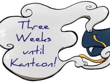 Three Weeks Until KantCon!
