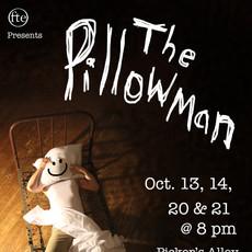 Pillowman promo poster