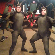 Cockroach Costumes