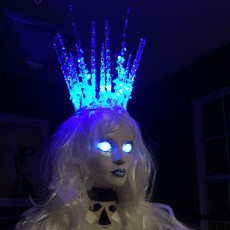 Snow Queen head
