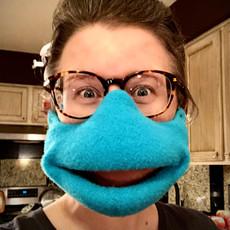 Puppet Snout Mask