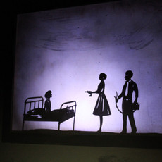 Pillowman Shadow Puppets