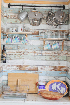 Bungalow Kitchen Detail