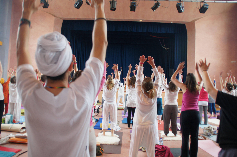 Kundalini yoga & chant workshop