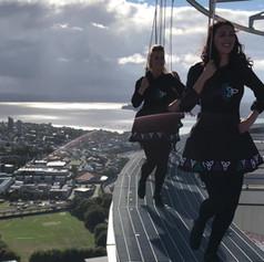 Skyhigh Performance at Skywalk Auckland