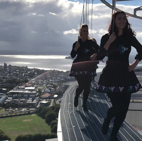 Skyhigh Performance at Skywalk Auckland