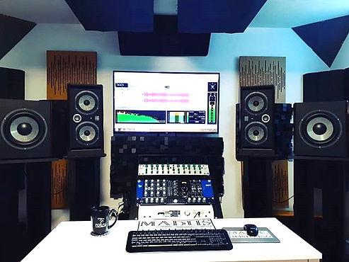 Studio Mastering Québec