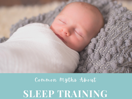 Sleep Training Truths, Myths and Natural Solutions