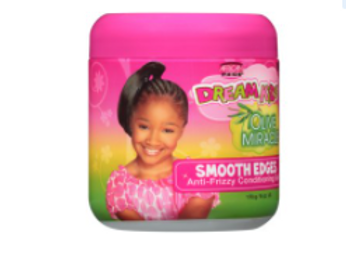 AFRICAN PRIDE DREAM KIDS OLICE MIRACLE SMOOTH EDGES ANTI-FRIZZ COND GEL 6 OZ