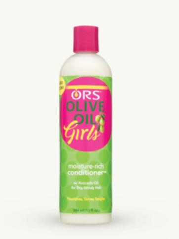 ORS GIRLS MOIST RICH CONDITIONER 12.25 OZ