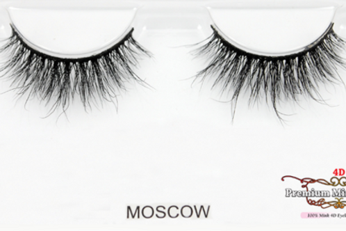 4D Mink Lashes-Moscow