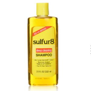 SULFUR-8 DEEP CLEAN SHAMPOO 7.5 OZ
