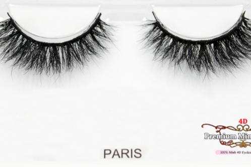 4D Mink Lashes-Paris