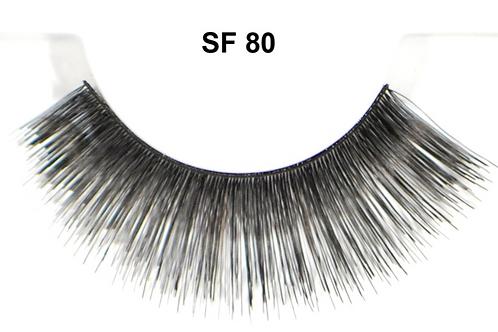 Stardel 100% Human Hair Lashes SF80