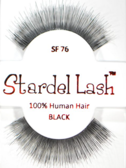 Stardel 100% Human Hair Lashes SF76