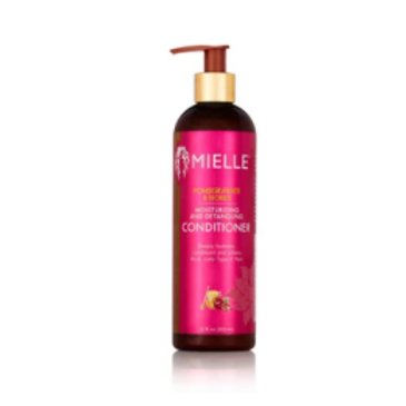 MIELLE POMEGRANATE & HONEY MOISTURIZING AND DETANGLING CONDITIONER 12 OZ